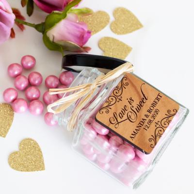 Favor Jars & Gift Bags