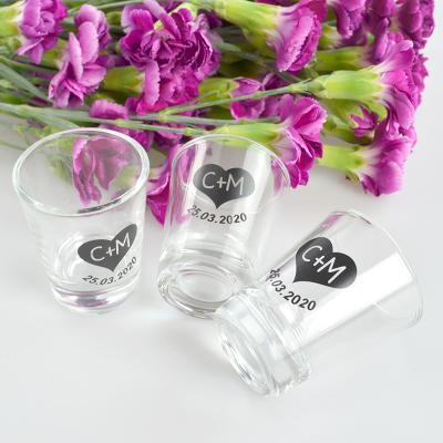 Glassware Favors