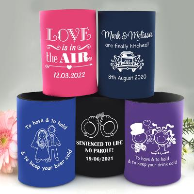 Stubby Holder Favors