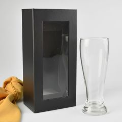 Beer Glass Presentation Gift Box With Magnetic Closing Lid