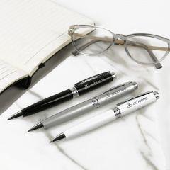 Personalised Engraved Premium Corporate Pen with Black Gift Box