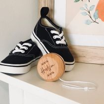 Personalised Engraved Wooden Paige Boy Yoyo