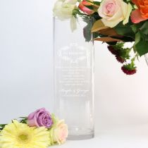 Memorial Vase to commemorate passed loved ones